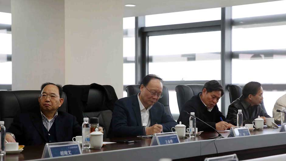 National Education Advisory Committee of China visits ...