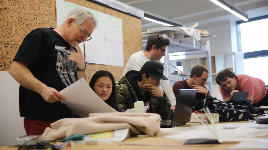 Xjtlu hosts workshop on urban conservation and modern for Architekturstudium uni